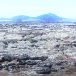 devawings lava fields iceland